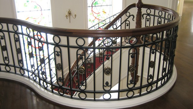high quality interior railings are our specialty just check out the detail