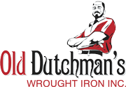 Old Dutchman's Wrought Iron, Inc Fabricating and Designing Custom Fine Quality Ornamental Metalwork since 1974
