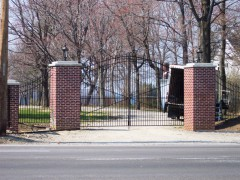 Automated Gate Systems Old Dutchman S Wrought Iron Inc