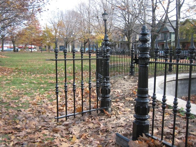 Wrought iron fences old dutchman s inc