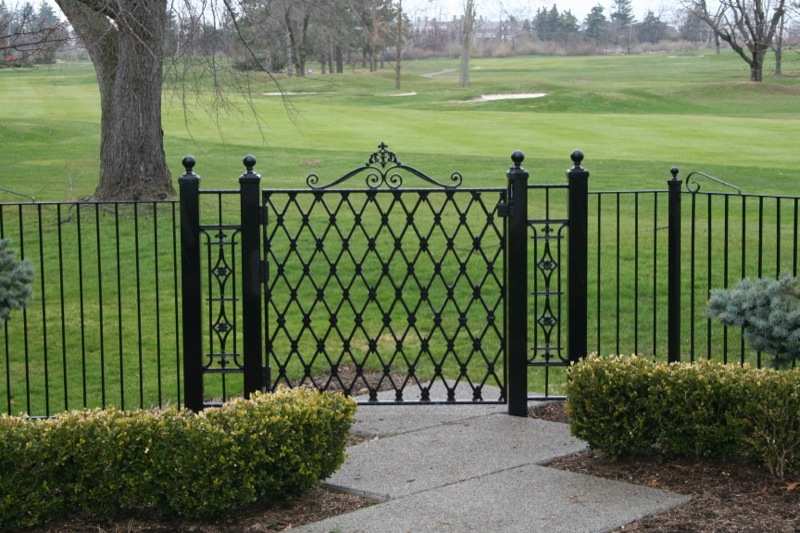 Wrought Iron Fences Old Dutchman 39 S Wrought Iron Inc